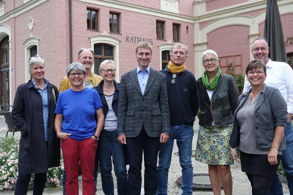 Anton Maier einstimmig als Bürgermeisterkandidat gewählt