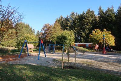 Obstbaum am Waldkindergarten
