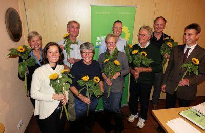 Grüne Kandidat*innen für den Feldafinger Gemeinderat Kommunalwahl 2020