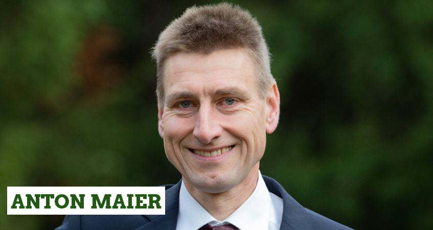 Anton Maier Bürgermeister Grüne Feldafing