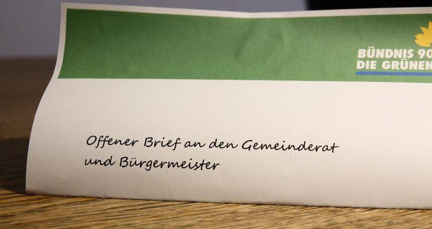Vorkaufssatzung Feldafing - Offener Brief an den Gemeinderat und Bürgermeister