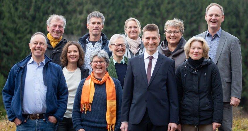 Kommunalwahl 2020 Gemeinderat - Für ein starkes grünes Feldafing
