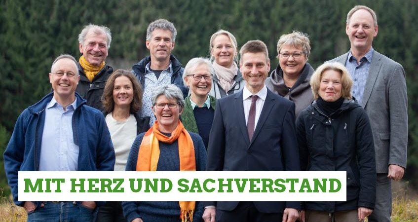 Feldafing Gemeinderat Grüne