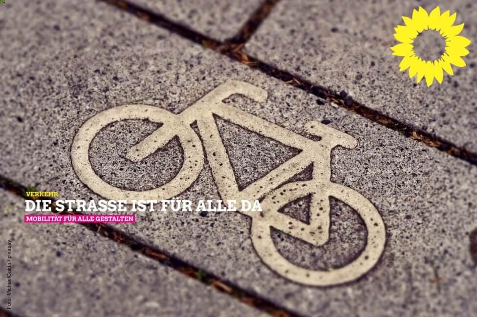 Aus der Fraktion: Verkehrsplanung in der Johann-Biersack-Straße
