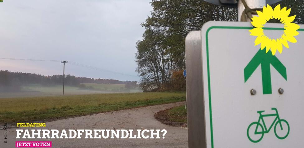 Feldafing fahrradfreundlich?