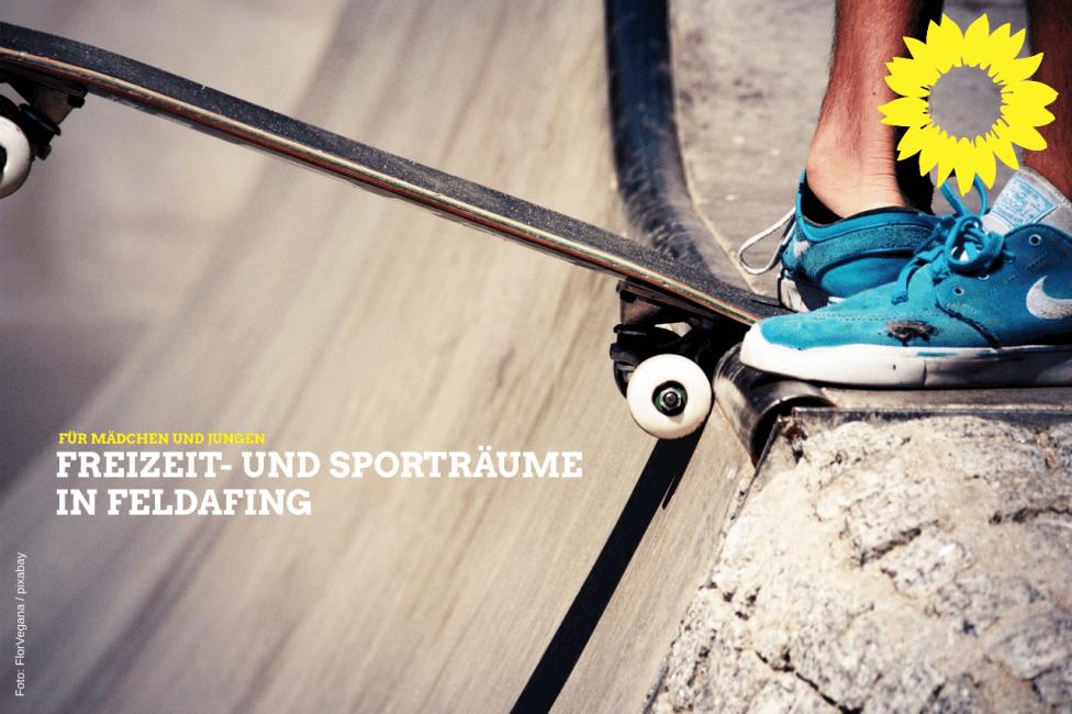Aus der Fraktion: Jugend-, Sport- und Freizeiträume für Mädchen und Jungen schaffen